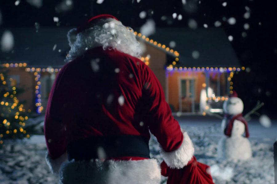 Clowning Around & Spreading Holiday Cheer!