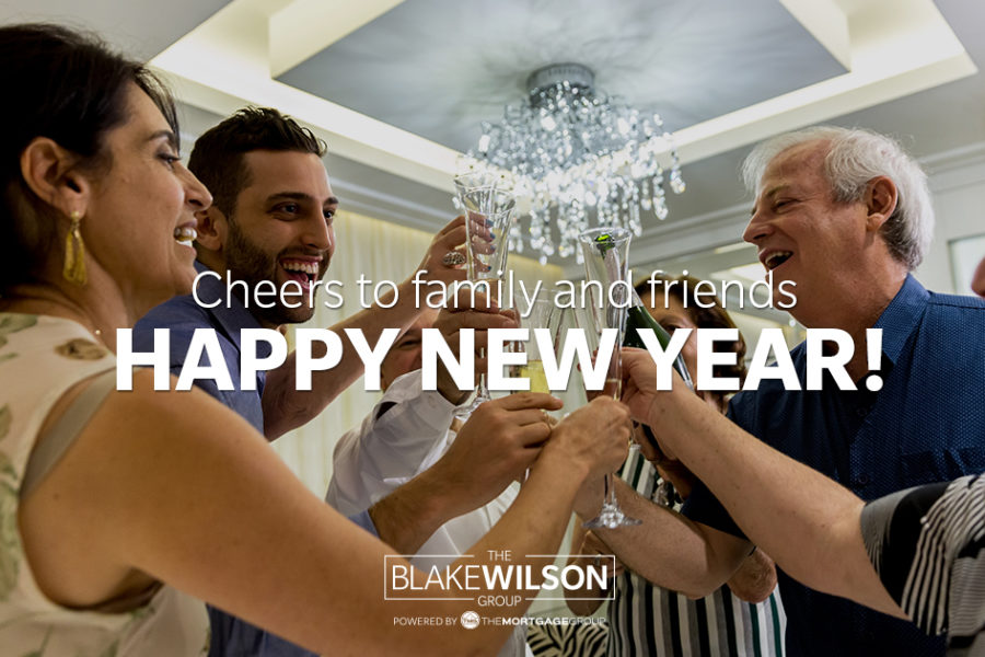 Happy New Year From The Blake Wilson Group!