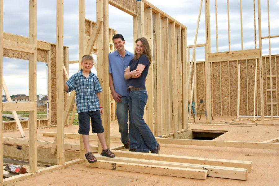 Self Build Construction Mortgages